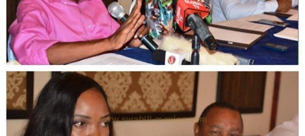 Hashim Lundenga na kampuni ya Lino International Agency wang'atuka kuandaa Miss Tanzania
